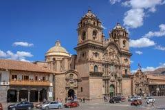 Plaza-de-Armas, Cuzco, Περού Στοκ Εικόνες