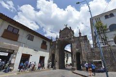 Plaza de Armas, Cuzco, Περού Στοκ φωτογραφίες με δικαίωμα ελεύθερης χρήσης