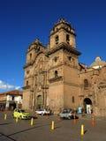 Plaza de Armas dans Cusco, Pérou images libres de droits