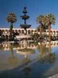 Plaza De Armas en Arequipa Imagenes de archivo