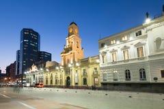 Plaza de Armas en Santiago de Chile Imágenes de archivo libres de regalías