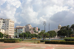 Plaza de Armas, Havana, Cuba Royalty Free Stock Photography