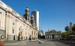 Plaza de Armas Stock Photos