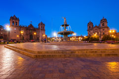 Plaza de Armas Stock Photos