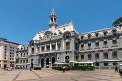 Plaza de Armas, Valparaiso Στοκ φωτογραφίες με δικαίωμα ελεύθερης χρήσης