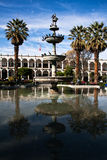 Plaza de Arms Stock Image
