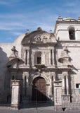 Plaza de Arms Door Στοκ Φωτογραφίες