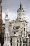 Plaza de Colón (Madrid) detail Stock Images