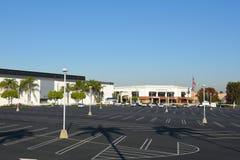 Plaza de costa sul Costa Mesa Imagem de Stock Royalty Free