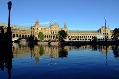 Plaza de España. (Square of Spain) Seville, Spain Stock Photo