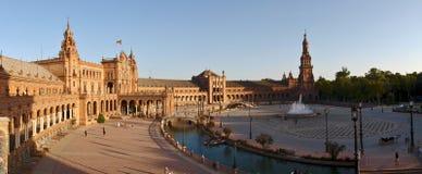 Plaza de España Στοκ Φωτογραφίες