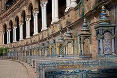 Plaza de España Imagens de Stock Royalty Free