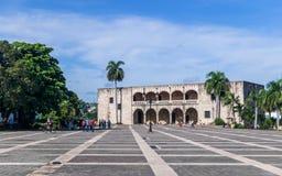 Plaza de España Stock Photo