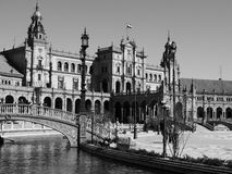 Plaza de España Stock Photos