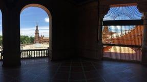 Plaza de España Stock Photos