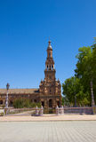 Plaza de Espa?a, Seville, Spain Royalty Free Stock Images