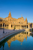 Plaza de Espa?a, Seville, Spain Stock Photos
