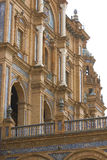 Plaza de Espagne Royalty Free Stock Images
