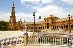 Plaza de Espana Stock Image