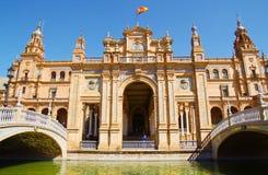 Plaza de Espana Images libres de droits