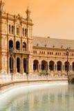 Plaza de Espana Royalty Free Stock Photography