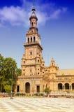 Plaza de Espana στοκ φωτογραφία
