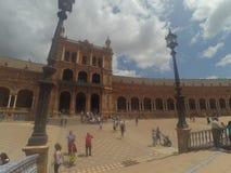 Plaza de Espana Imagem de Stock