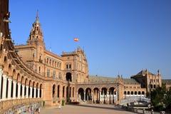Plaza de Espana Royalty Free Stock Images