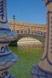 Plaza de Espana Royalty Free Stock Image