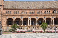 Plaza de Espana, detail Royalty Free Stock Images