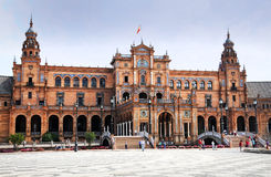Plaza de Espana, detail Royalty Free Stock Photography