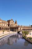 Plaza de Espana, Sevilla Stock Images