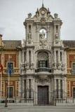 Plaza de espana Seville, Andalusia, Spain, Europe Stock Photography