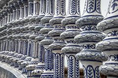 Plaza de espana Seville, Andalusia, Spain, Europe Royalty Free Stock Photo