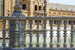 Plaza de Espana Stock Images