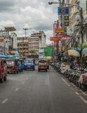 Plaza de Hatyai, Thaïlande Photo libre de droits