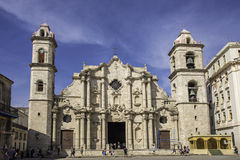 Plaza de la Catedral Imagem de Stock Royalty Free
