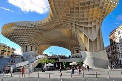 Plaza de la Encarnacion Royalty Free Stock Photos