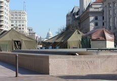 Plaza de la libertad el Day 2012 de presidentes Imagenes de archivo
