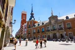 Plaza de la Provincia Royalty Free Stock Image