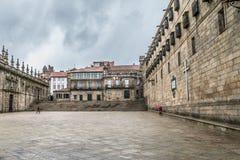 Plaza de la Quintana Imagens de Stock Royalty Free