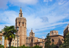 Plaza de la Reina - Valencia Spain Royalty Free Stock Photo