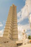 Plaza de la Revolucion in Havana, Cuba Stock Images