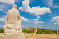 Plaza de la Revolucion in Havana, Cuba Stock Photo