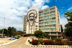 Plaza de la Revolucion, La Habana Stock Photo