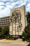 Plaza de la Revolucion, La Habana Stock Images