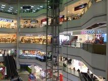 Plaza de Lamcy en Dubai, UAE imagen de archivo libre de regalías