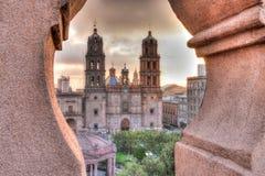 Plaza de las Armas, San Luis Ποτόσι στοκ εικόνες με δικαίωμα ελεύθερης χρήσης