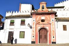 Plaza de los Abades. Stock Image