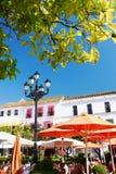 Plaza de Los Naranjos Στοκ φωτογραφία με δικαίωμα ελεύθερης χρήσης